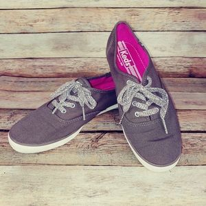 Super cute Brown Keds sneakers size 7